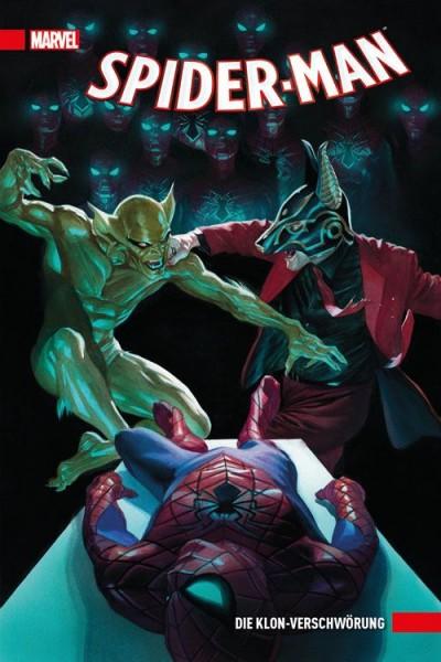 Spider-Man: Bd. 4: Die Klon-Verschwörung HC