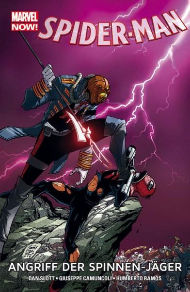 Marvel Now!: Spider-Man 8