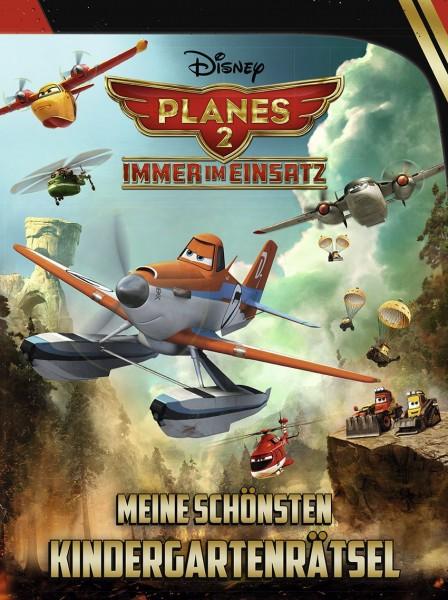 Disney: Planes 2 - Meine schönsten Kindergartenrätsel