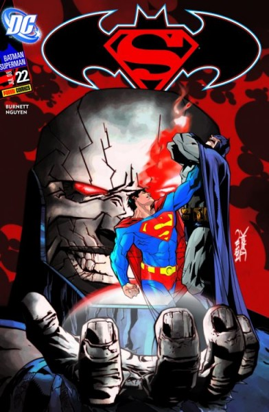 Batman/Superman 22
