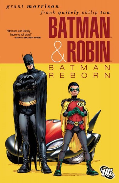 Batman & Robin 1: Batman Reborn