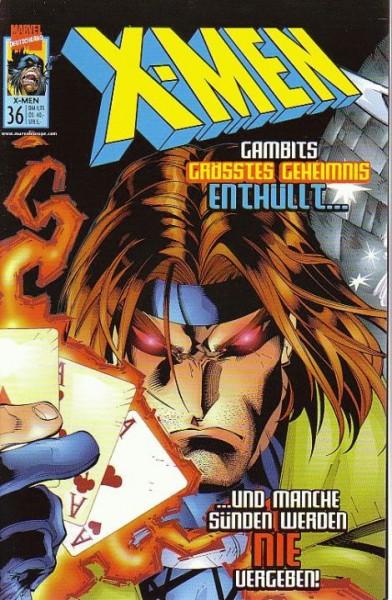 X-Men 36: und manche Sünden werden nie vergeben!