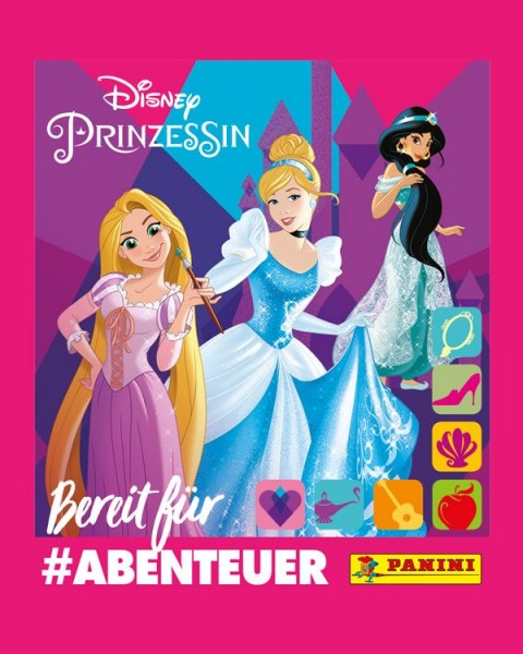 Disney: Prinzessinnen - Stickerkollektion – Tüte