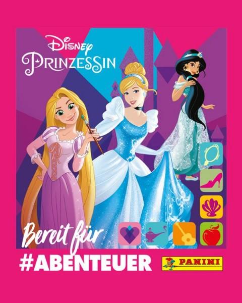 Disney Prinzessinnen: Bereit für Abenteuer Stickerkollektion – Tüte