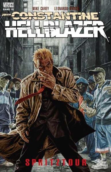John Constantine: Hellblazer 10: Spritztour