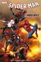 Spider-Man: Spider-Verse Cover