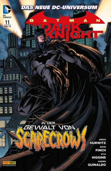 Batman: The Dark Knight 11