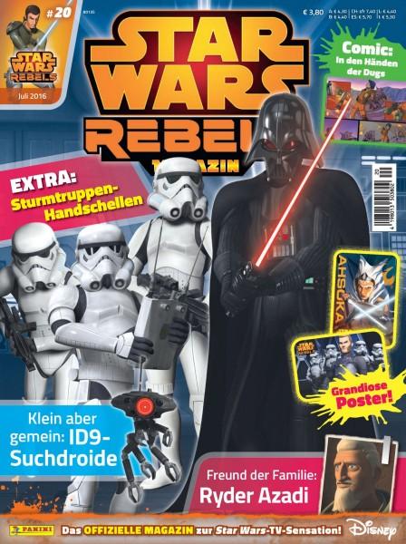 Star Wars: Rebels - Magazin 20