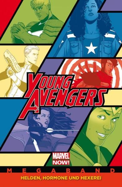 Young Avengers Megaband