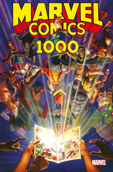 Marvel Comics 1000 Cover