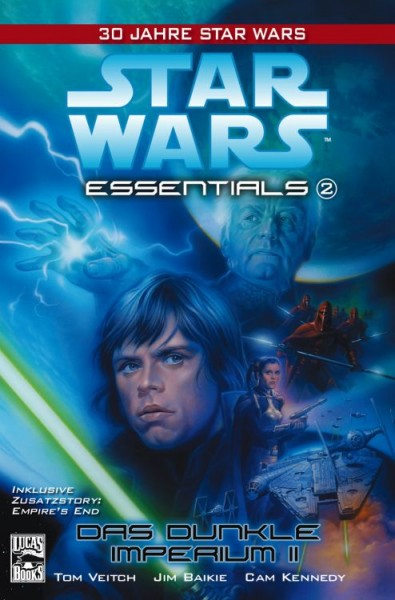 Star Wars Essentials 2: Das dunkle Imperium II