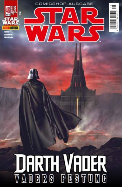 Star Wars 48: Darth Vader – Vaders Festung 5 (Comicshop-Ausgabe)