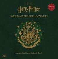 Harry Potter - Weihnachten in Hogwarts - Das große Adventskalenderbuch