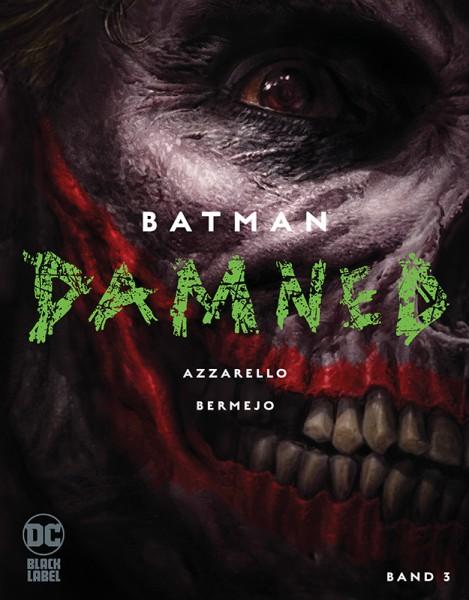 Batman Damned 3 Cover