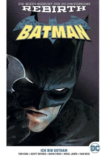 Batman Paperback 1: Ich bin Gotham Hardcover