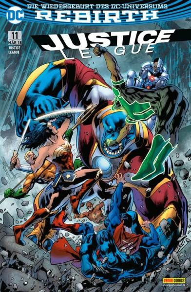 Justice League 11 (2017)