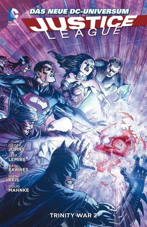 Justice League 6: Trinity War 2