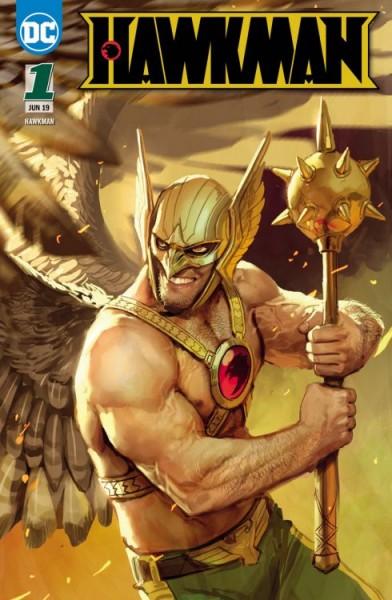 Hawkman 1: Unendliche Leben Variant