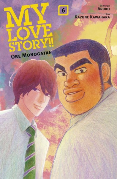 My Love Story! Ore Monogatari 6