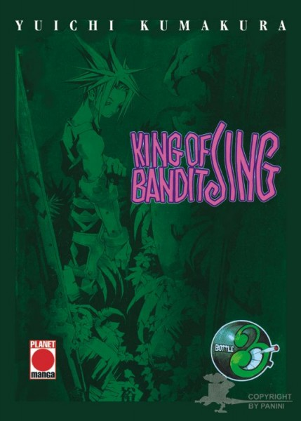 King of Bandit Jing: Bottle 3