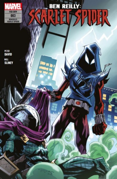 Ben Reilly: Scarlet Spider 3: Die dunkelste Stunde