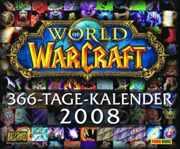 World of Warcraft - 366-Tage-Abreisskalender (2008)