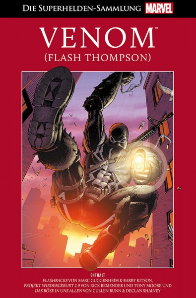 Die Marvel Superhelden Sammlung Band 77: Venom (Flash Thompson)