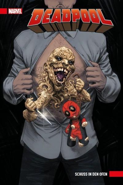 Deadpool Paperback 4 - Schuss in den Ofen