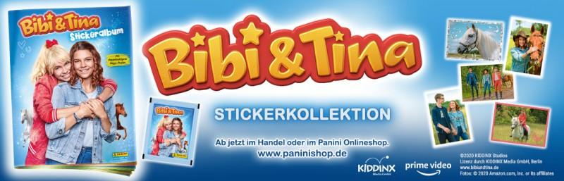 Bibi & Tina Stickerkollektion