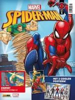 Spider-Man Magazin 15 Cover