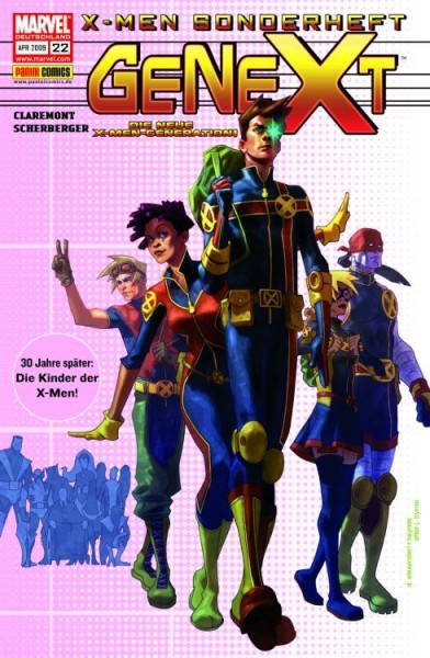 X-Men Sonderheft 22: Genext