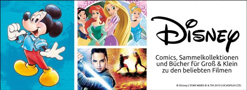 Disney Produkte für Klein und Groß