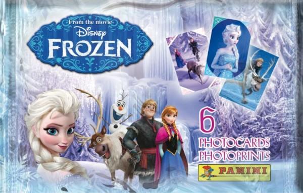 Disney: Die Eiskönigin - Fotokarten - Tüte