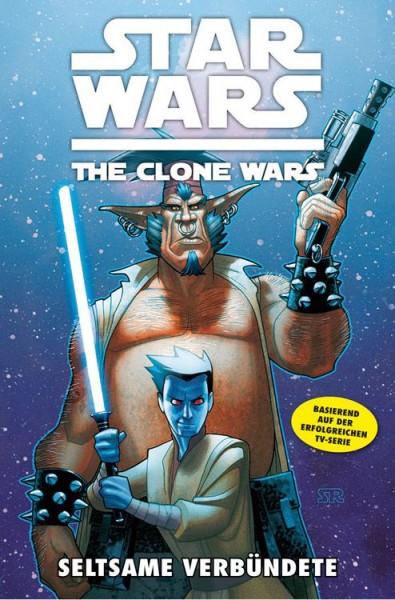 Star Wars: The Clone Wars 11 - Seltsame Verbündete