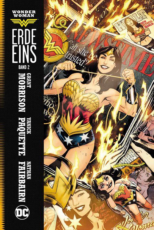Wonder Woman: Erde Eins 2
