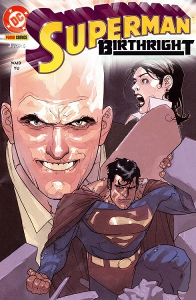 Superman - Birthright 3
