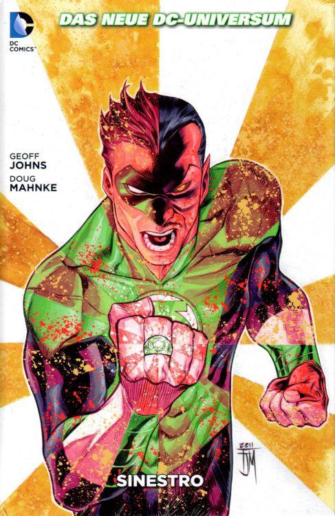 Green Lantern 1: Sinestro Hardcover