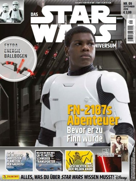 Star Wars Universum Magazin Ausgabe 9 Cover