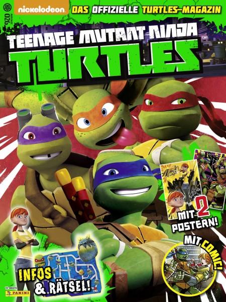 Teenage Mutant Ninja Turtles - Magazin 26