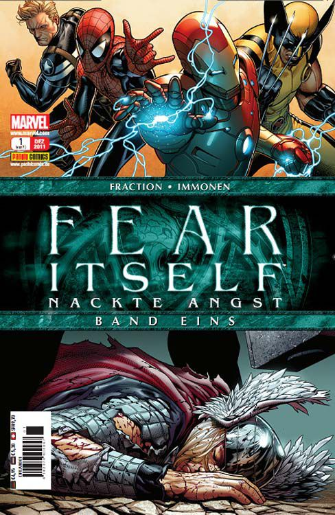 Fear Itself: Nackte Angst 1