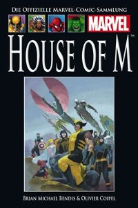 Hachette Marvel Collection 20: House of M