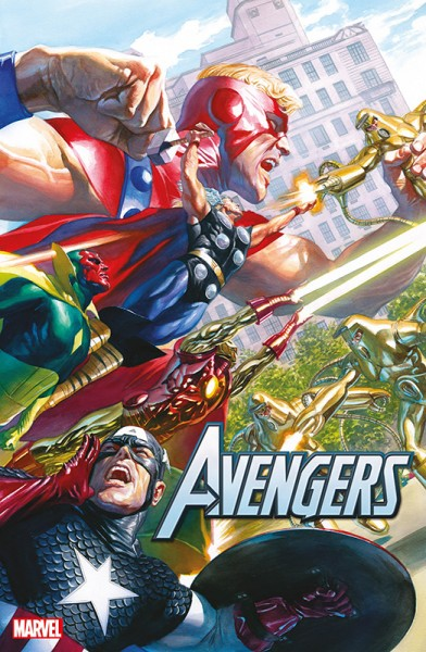 Avengers 14 Marvel-Tag Variant
