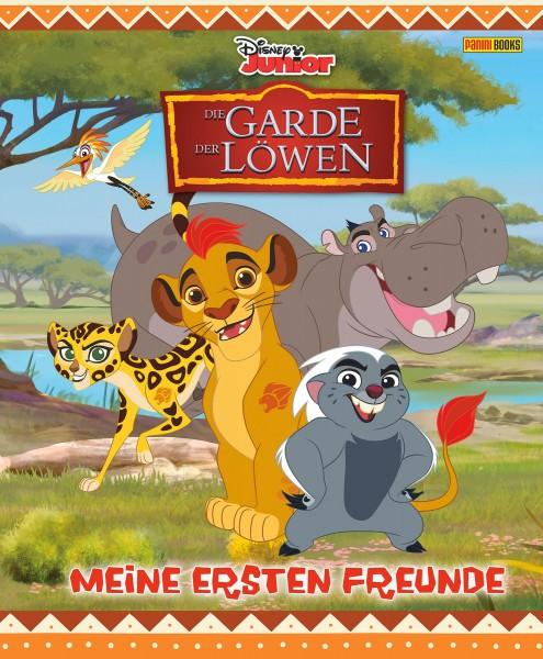 Disney Junior: Die Garde der Löwen - Meine ersten Freunde