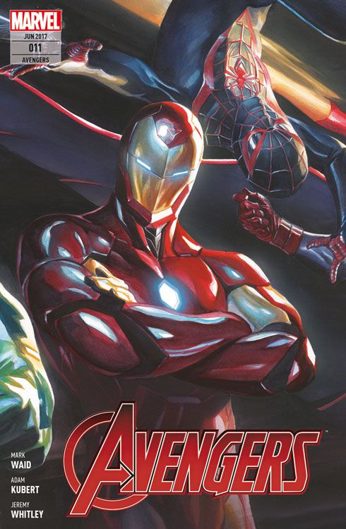 Avengers 11 (2016)