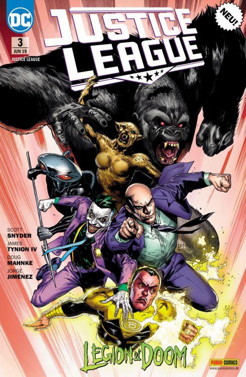 Justice League 3: Legion of Doom