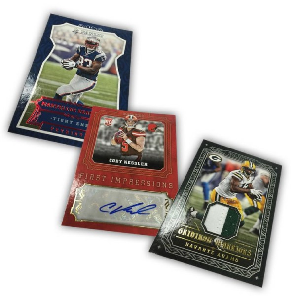 NFL 2016 Panini Trading Cards - 1 Booster