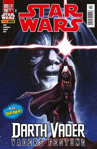 Star Wars 44: Darth Vader - Vaders Festung & Thrawn 3 - Kiosk-Ausgabe