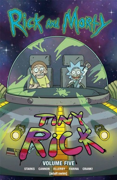 Rick and Morty 5