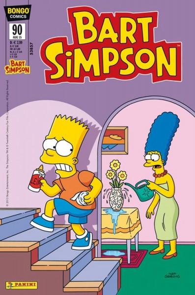 Bart Simpson Comics 90