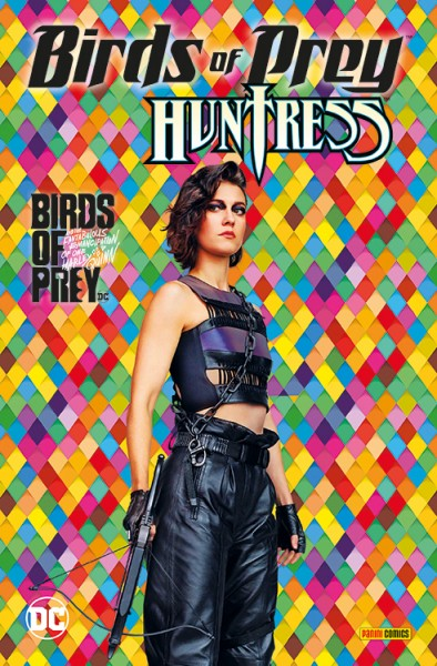 Birds of Prey - Huntress